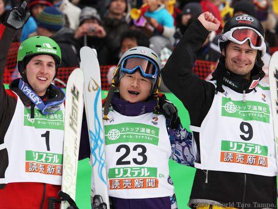 2009 FIS フリースタイルスキー ...
